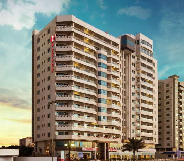Ramada by Wyndham Beach Hotel Ajman-thumb