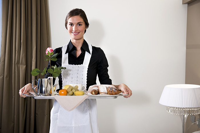 24-Hour Room Service-dining