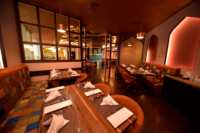 Khana Khazana (Lobby level)-dining