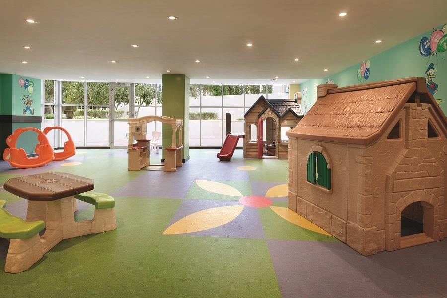 Kids Indoor and Outdoor play area-slider