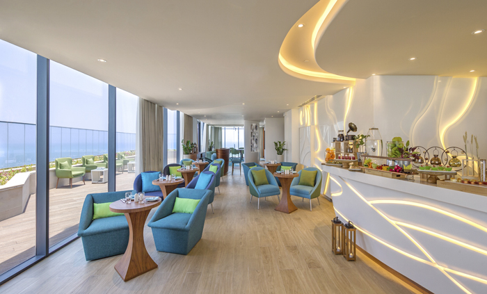 Premium Room, Club Lounge Access, King Bed Or Two Single Beds, Palm Jumeirah Sea View, Beach Access-room