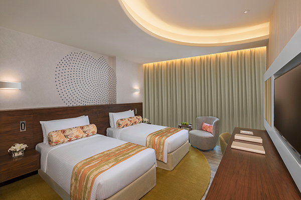 Premium Room, Club Lounge Access, King Bed Or Two Single Beds, Palm Jumeirah Sea View, Beach Access-slider-2