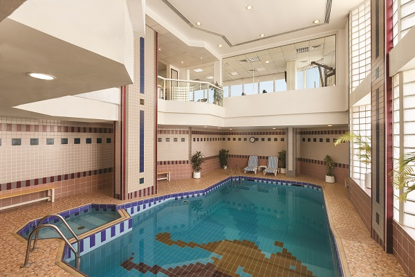 """{""""id"""":19,""""facility_id"""":18,""""lang_id"""":1,""""hotel_id"""":201000006,""""name"""":""""Indoor Swimming Pool"""",""""slug"""":""""indoor-swimming-pool"""",""""description"""":""""<p>Swimming is a great way to unwind and Ramada by Wyndham Beach Hotel Ajman\u2019s indoor pool invites guests to do just that. The swimming pool is always popular with guests looking to keep fit or relax in luxurious surroundings. Featuring a kids\u2019 pool in one corner, it is a peaceful and relaxing experience encouraging you to linger a little longer in the temperature-controlled pool area.<\/p>\r\n\r\n<p>[break]<\/p>\r\n\r\n<table class=\""""table table-dark table-striped table-bordered\"""">\r\n\t<thead>\r\n\t\t<tr>\r\n\t\t\t<th>Facility<\/th>\r\n\t\t\t<th>Timing<\/th>\r\n\t\t<\/tr>\r\n\t<\/thead>\r\n\t<tbody>\r\n\t\t<tr>\r\n\t\t\t<td>Indoor Swimming Pool<\/td>\r\n\t\t\t<td>From 07:00 am to 11:00 pm<\/td>\r\n\t\t<\/tr>\r\n\t<\/tbody>\r\n<\/table>"""",""""sort"""":2,""""status"""":1,""""created_at"""":""""2019-10-30 07:52:12"""",""""updated_at"""":""""2019-11-22 12:17:05"""",""""deleted_at"""":null,""""image_slider"""":{""""id"""":1514,""""lang_id"""":1,""""image_sliderable_id"""":19,""""image_sliderable_type"""":""""App\\HotelFacility"""",""""image_slider"""":""""uploads\/image-slider\/8801bfd14525229f11b34ead2c35a25a1591187539.jpg"""",""""name"""":null,""""sub_name"""":null,""""content"""":null,""""status"""":1,""""created_at"""":""""2020-06-03 12:32:19"""",""""updated_at"""":""""2020-06-03 12:32:19"""",""""sort"""":null,""""is_mobile"""":0}}-slider"""