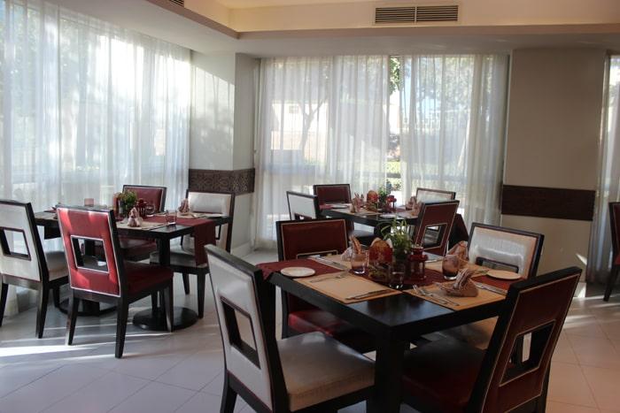 Kenza Restaurant-dining