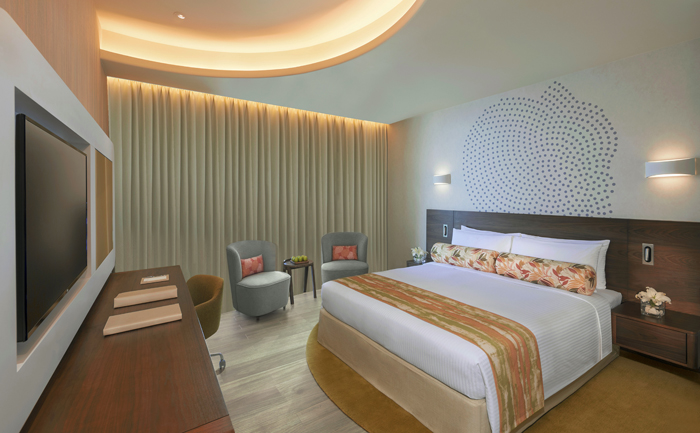 Deluxe Room, King Bed Or Two Single Beds, Palm Jumeirah Sea View, Beach Access-slider-2