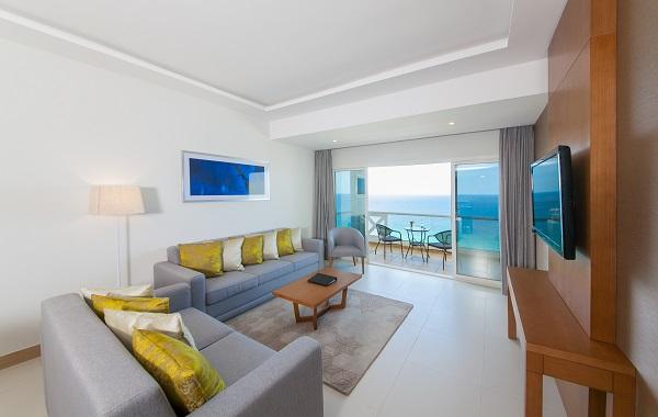 One Bedroom Suite-room