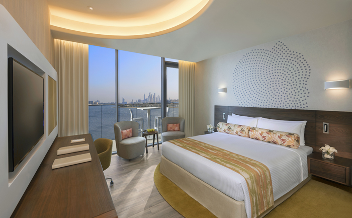 Deluxe Room, King Bed Or Two Single Beds, Palm Jumeirah Sea View, Beach Access-room