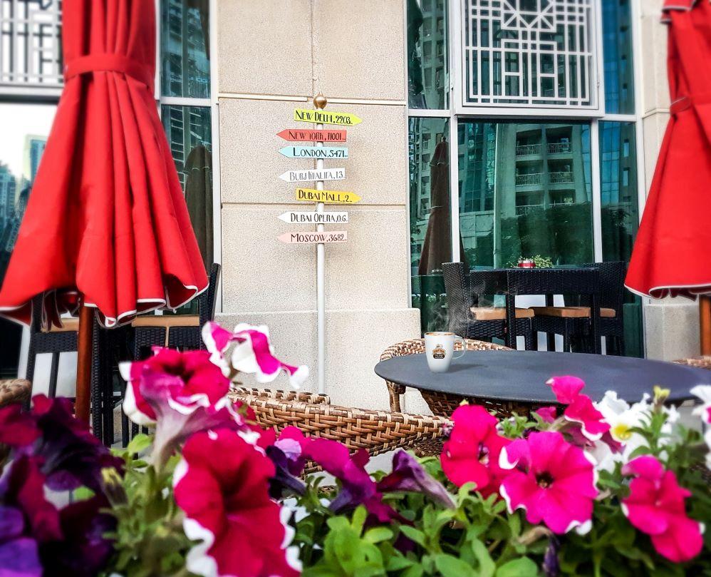 Downtown Perk-dining